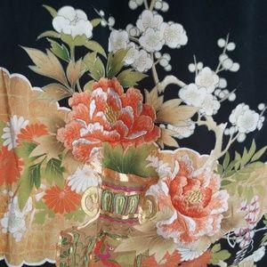 Formal Flower Kimono Tomesode